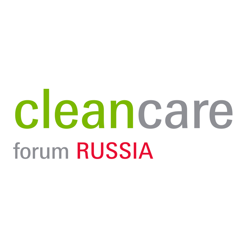 Logo Cleancare Forum Russia