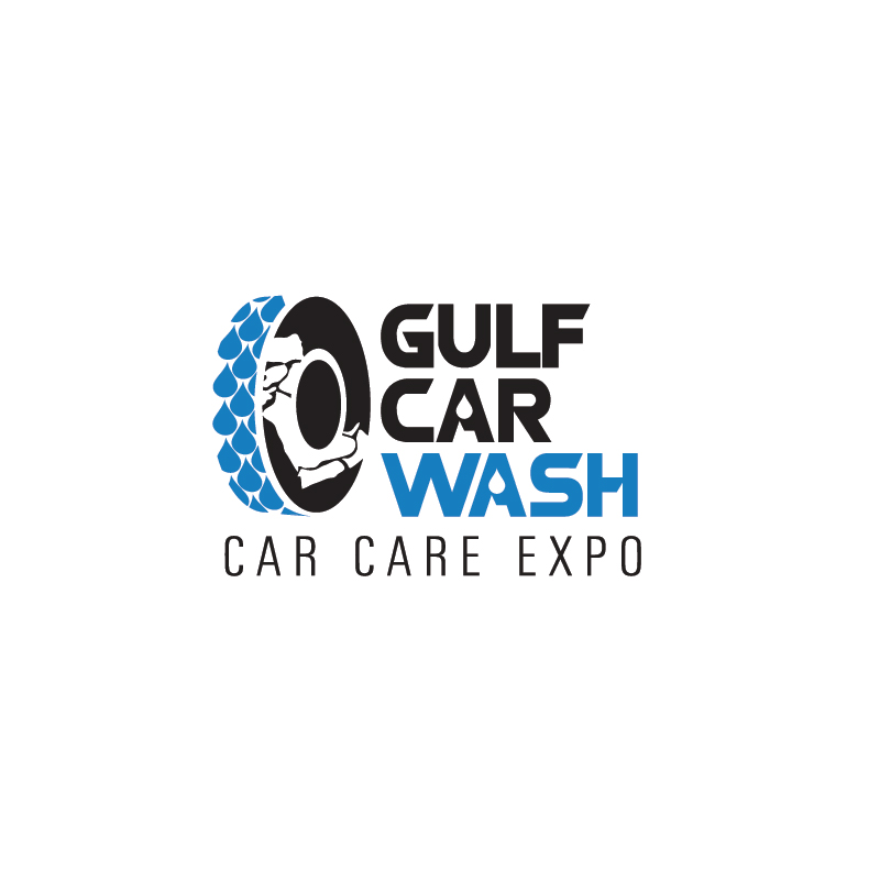 Logo Gulf Car Wash / MECTW