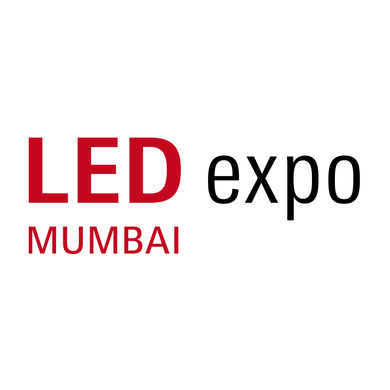 Logo LED Expo Mumbai