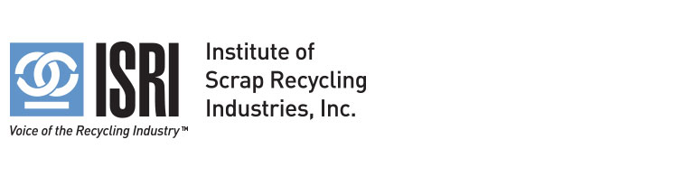 Logo Institute of Scrap Recycling Industries (ISRI)