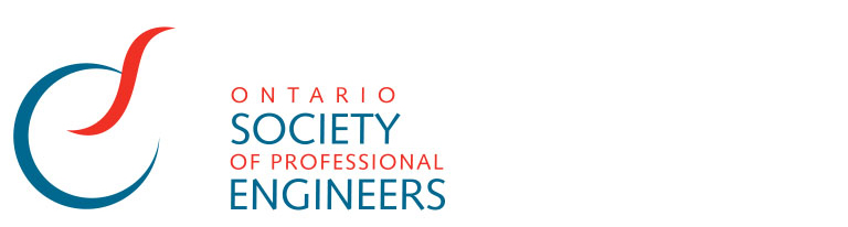Logo Ontario Society of Professional Engineers
