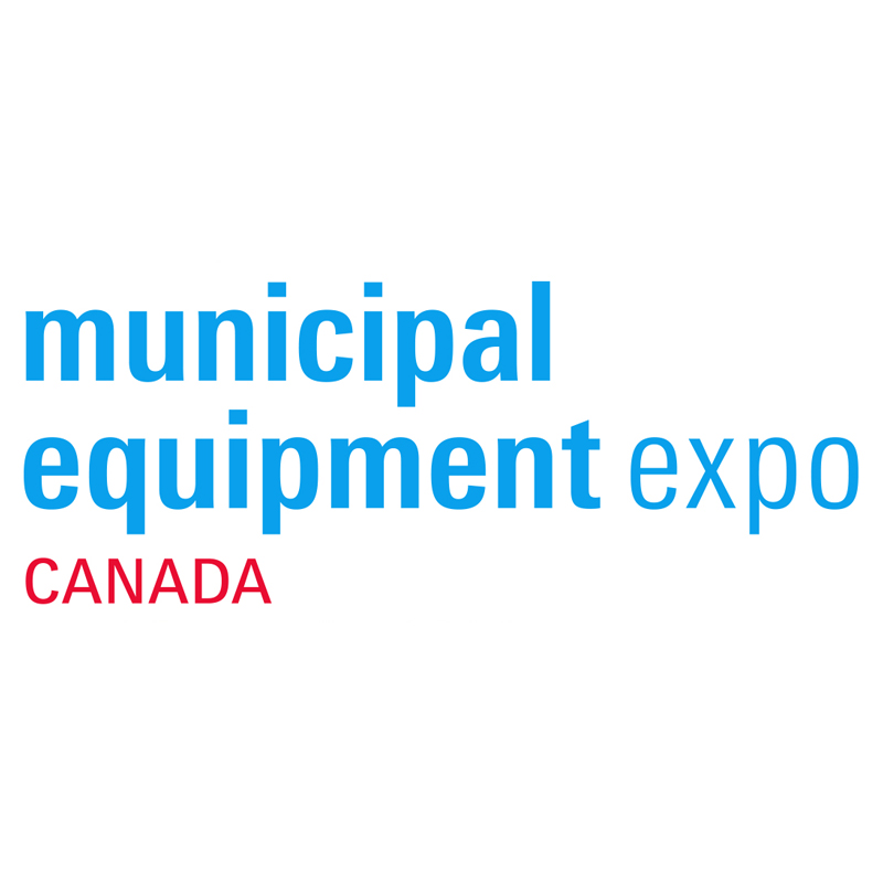 Logo Municipal Equipment Expo Canada