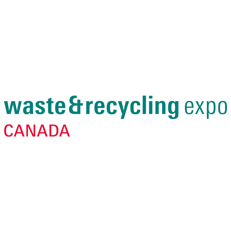 Logo Waste & Recycling Expo Canada